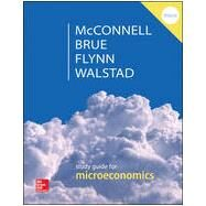 Study Guide for Microeconomics by Walstad, William, 9780077660673