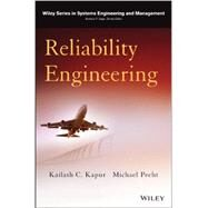 Reliability Engineering by Kapur, Kailash C., 9781118140673