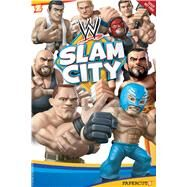 WWE Slam City #2: The Rise of El Diablo by Triton, Mathias; Martinez, Alitha, 9781629910673