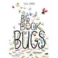 The Big Book of Bugs by Zommer, Yuval, 9780500650677