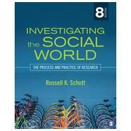Investigating the Social World by Schutt, Russell K., 9781483350677