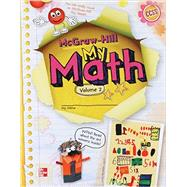 McGraw-Hill My Math, Grade K, Student Edition, Volume 2 by McGraw-Hill Education, 9780021160679
