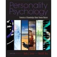 Personality Psychology: Domains of Knowledge About Human Nature by Larsen, Randy; Buss, David, 9780073370682
