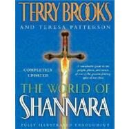 The World of Shannara by BROOKS, TERRYPATTERSON, TERESA, 9780345480682
