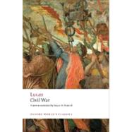 Civil War by Lucan; Braund, Susan H., 9780199540686