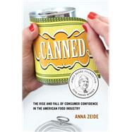 Canned by Zeide, Anna, 9780520290686