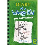 Diary of a Wimpy Kid # 3 - The Last Straw 9780810970687N