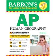 Barron's Ap Human Geography by Marsh, Meredith, Ph.D.; Alagona, Peter S., Ph.D., 9781438010687