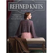 Refined Knits by Wood, Jennifer, 9781632500687