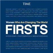 Firsts by Time Magazine; Dorr, Luisa, 9781683300687