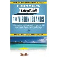 Frommer's EasyGuide to the Virgin Islands by Lipsitz-Flippin, Alexis, 9781628870688