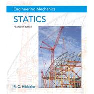Engineering Mechanics Statics Plus MasteringEngineering with Pearson eText -- Access Card Package by Hibbeler, Russell C., 9780134160689