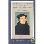 Protestant Ethic/Spirit Nce Pa by Weber,Max, 9780393930689