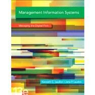 Management Information Systems by Laudon, Kenneth C.; Laudon, Jane P., 9780133050691