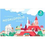 Megalopolis by Dieudonne, Clea, 9780500650691