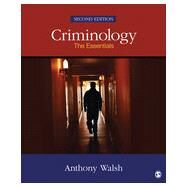 Criminology by Walsh, Anthony, 9781483350691