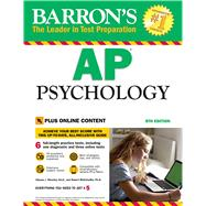 Barron's Ap Psychology by Weseley, Allyson J.; McEntarffer, Robert, Ph.D., 9781438010694
