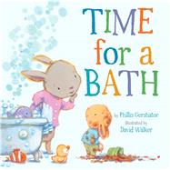 Time for a Bath by Gershator, Phillis; Walker, David, 9781454920694