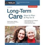 Long-Term Care by Matthews, Joseph L., 9781413320695