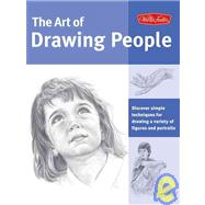 The Art of Drawing People by Walter Foster Publishing, 9781600580697