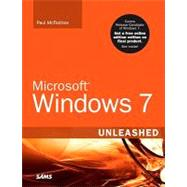 Microsoft Windows 7 Unleashed by McFedries, Paul, 9780672330698