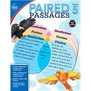 Paired Passages, Grade 5 by Biddle, Kris, 9781483830698