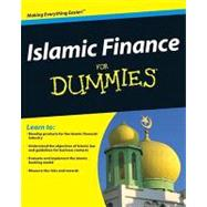 Islamic Finance for Dummies by Jamaldeen, Faleel, 9780470430699