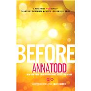 Before by Todd, Anna, 9781501130700