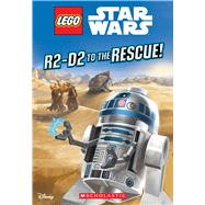 R2-D2 to the Rescue! (LEGO Star Wars: Chapter Book) by Ameet Studio, 9780545940702