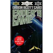 Ender's Game Author's Definitive Edition by Card, Orson Scott, 9780812550702