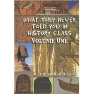What They Never Told You in History Class by Kush, Induskhamit, 9781617590702