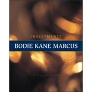 Investments by Bodie, Zvi; Kane, Alex; Marcus, Alan, 9780073530703