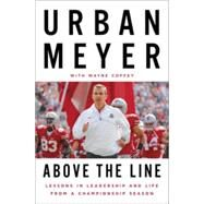 Above the Line by Meyer, Urban; Coffey, Wayne (CON), 9781101980705