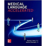 Medical Language Accelerated by Jones, Steven; Cavanagh, Andrew, 9781259620706