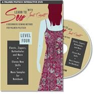 Learn to Sew With Janet Corzatt, Level 4 by Corzatt, Janet; Palmer, Pati (PRD), 9781618470706
