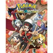 Pokemon Omega Ruby Alpha Sapphire 1 by Yamamoto, Satoshi; Kusaka, Hidenori (CRT), 9781421590707