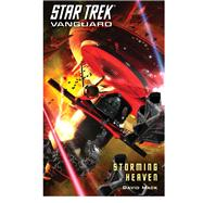 Star Trek: Vanguard: Storming Heaven by Mack, David, 9781451650709