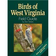 Birds of West Virginia Field Guide by Tekiela, Stan, 9781591930709