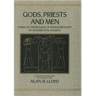 Gods Priests & Men by Lloyd, 9781138010710