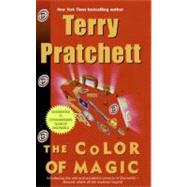Color Magic by Pratchett Terry, 9780061020711