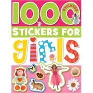 1000 Stickers for Girls [With Sticker(s)] by Cox, Katie, 9781848790711