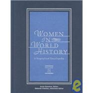 Women in World History : A Biographical Encyclopedia by Commire, Anne; Klezmer, Deborah, 9780787640712