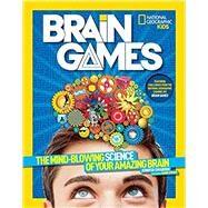 National Geographic Kids Brain Games by SWANSON, JENNIFERGREEN, HANK, 9781426320712