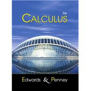 Calculus by Edwards, C. Henry; Penney, David E., 9780130920713