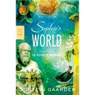 Sophie's World : A Novel about the History of Philosophy by Gaarder; Møller, 9780374530716