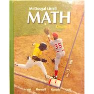McDougal Littell Math Course 3