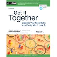 Get It Together by Cullen, Melanie; Irving, Shae, 9781413320718