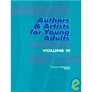 Authors & Artists for Young Adults by McMahon, Thomas, 9780787620721