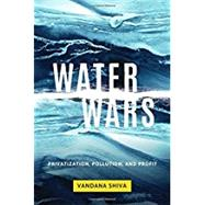 Water Wars by Shiva, Vandana, 9781623170721