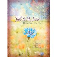 Talk to Me, Jesus 2016 by Belle City Gifts, 9781424550722